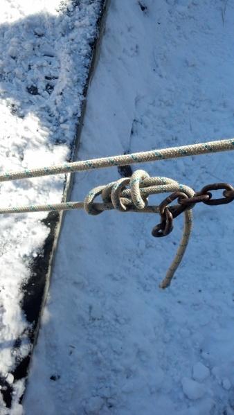Mystery knot