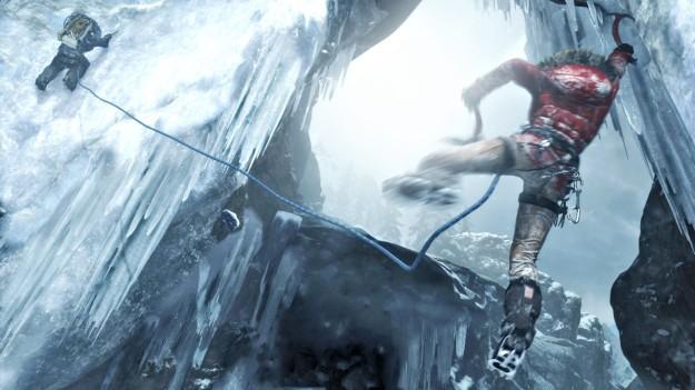 Lara Croft Suicide Pact.